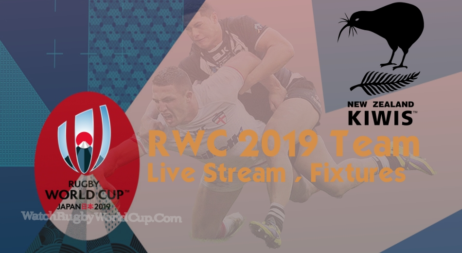 New Zealand Team RWC 2019 Live Stream