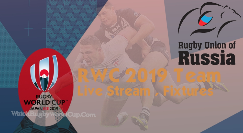 Russia Rugby World Cup 2019 Live Stream