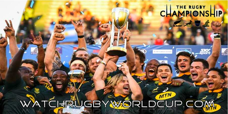 Springboks committed the Rugby Championship for Ten Years
