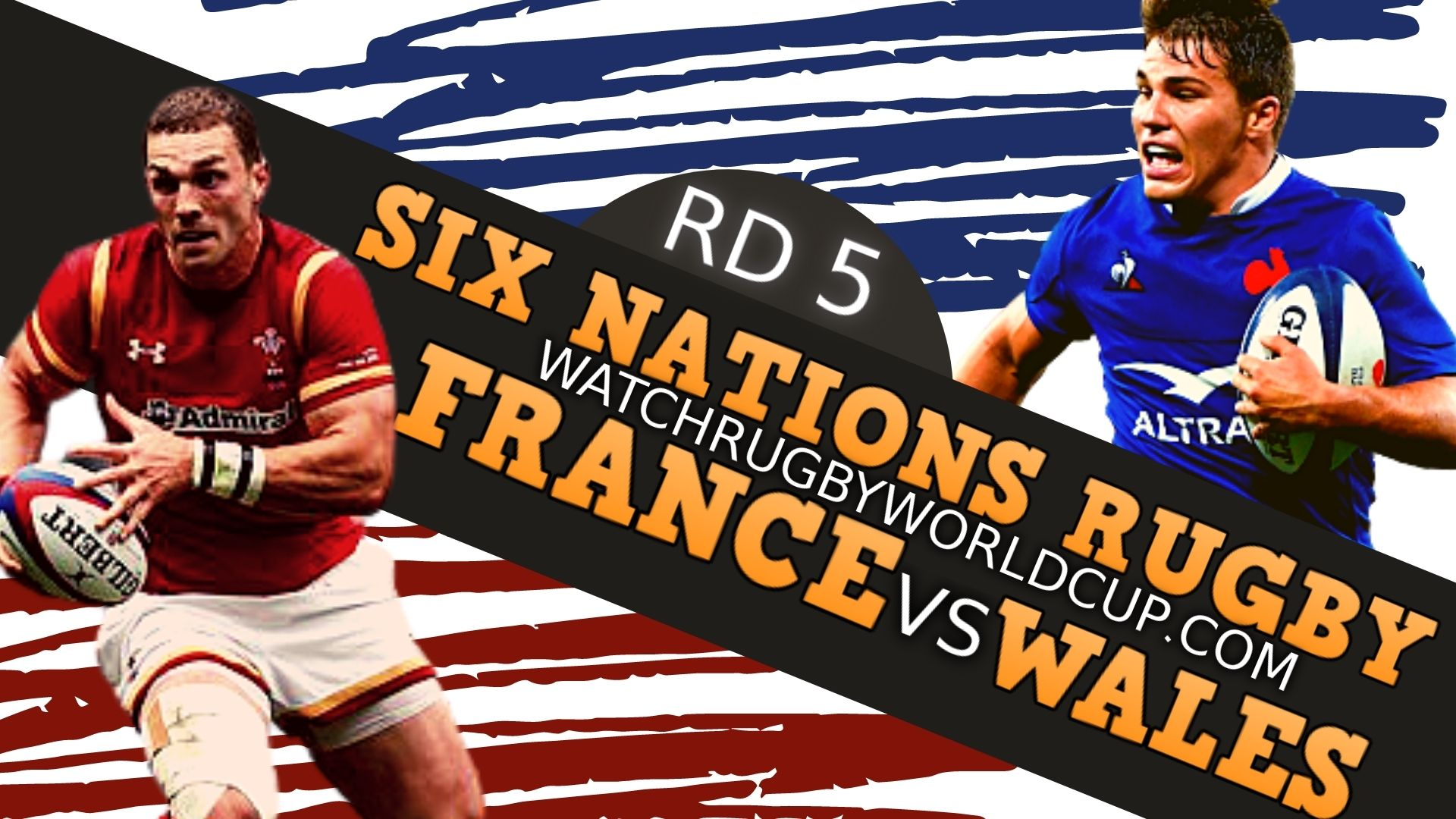 France VS Wales Six Nations Rugby Live Stream