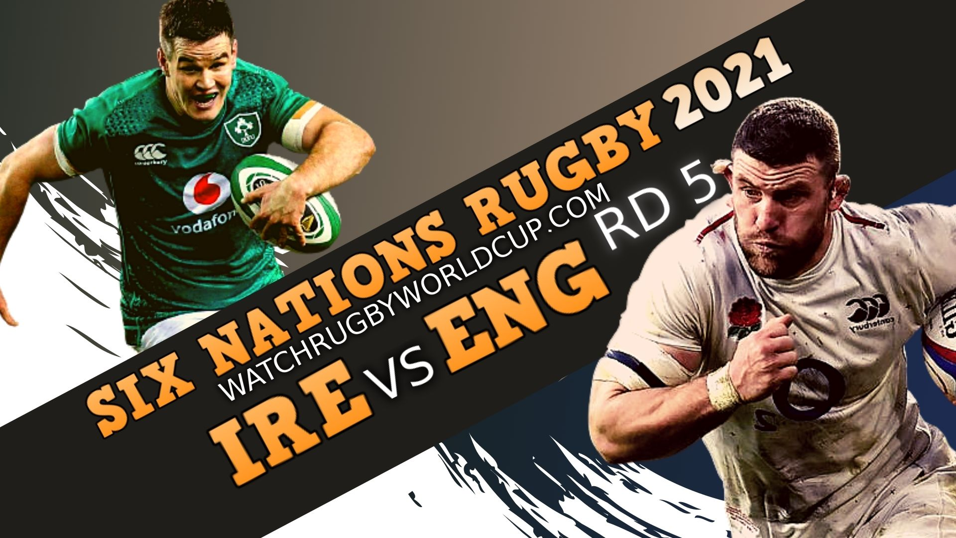 Ireland VS England Six Nations Rugby Live Stream