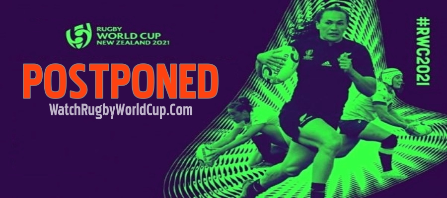 World Rugby Postponed Women Rugby World Cup 2021