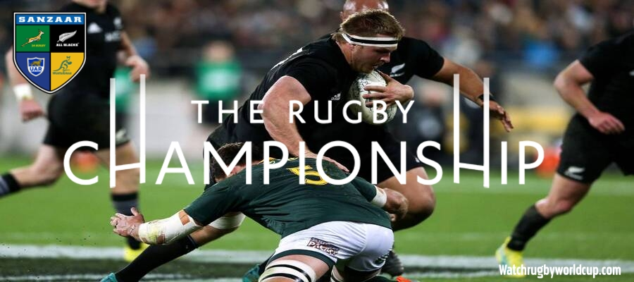 SANZAAR released 2021 Rugby Championship Dates