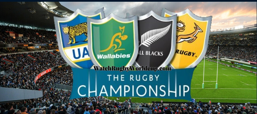 Rugby Championship 2021 Final 4 Rounds in Queensland
