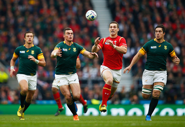 Live South Africa vs Wales quarter final RWC 15