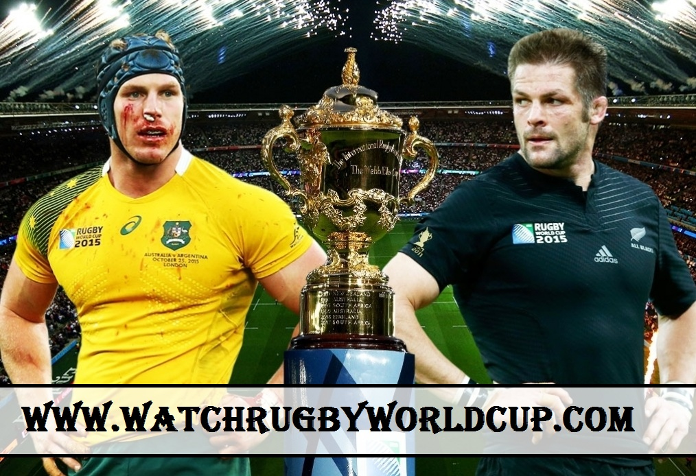 Watch Live Australia vs New Zealand Final Rugby Wc