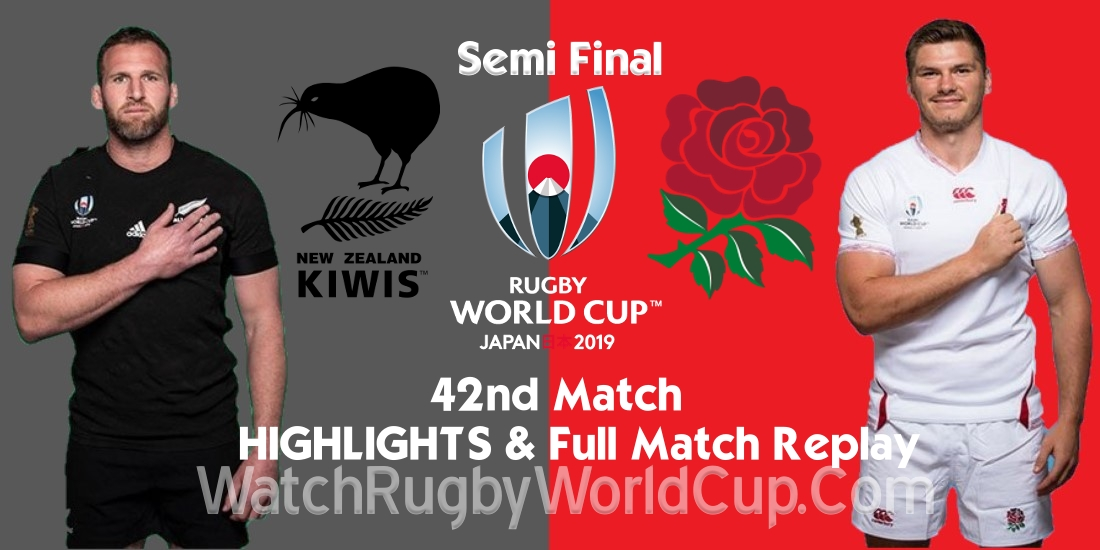 England vs New Zealand Extended Highlights RWC 2019 Semi Final