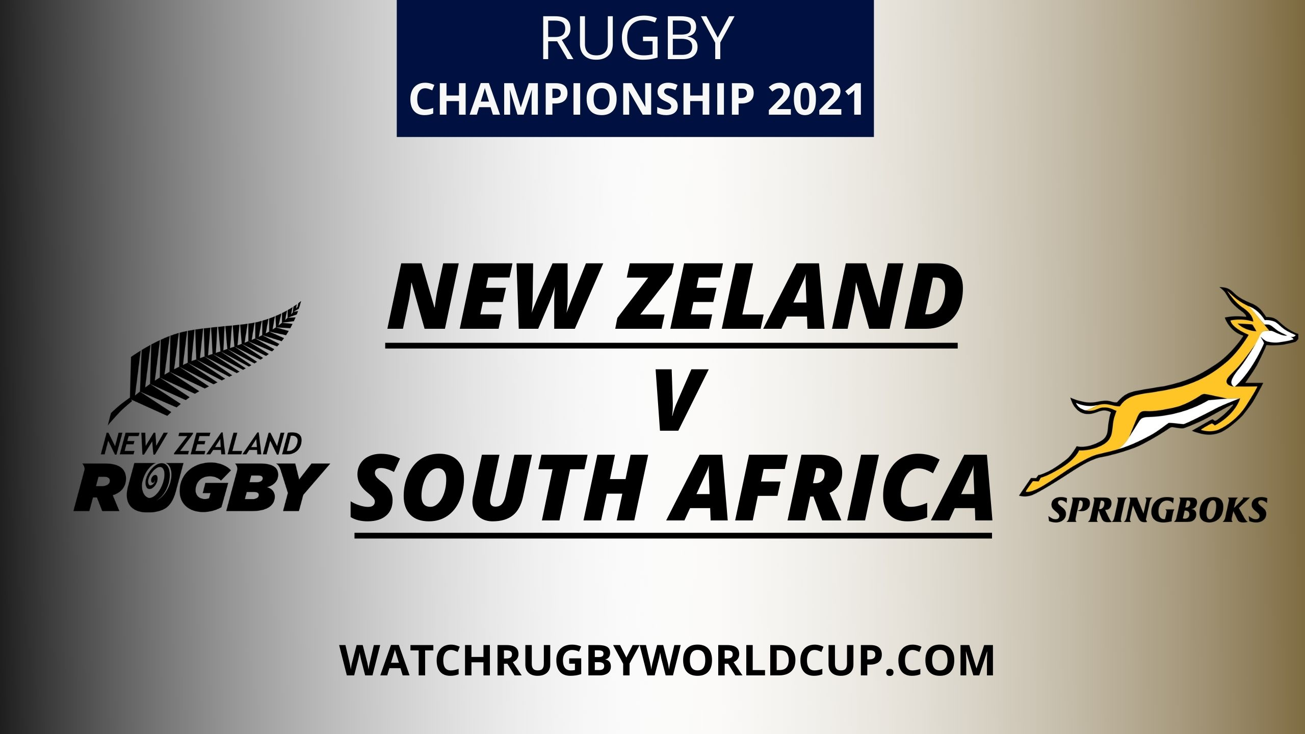 New Zealand vs South Africa Live Stream 2021 | Rugby Championship