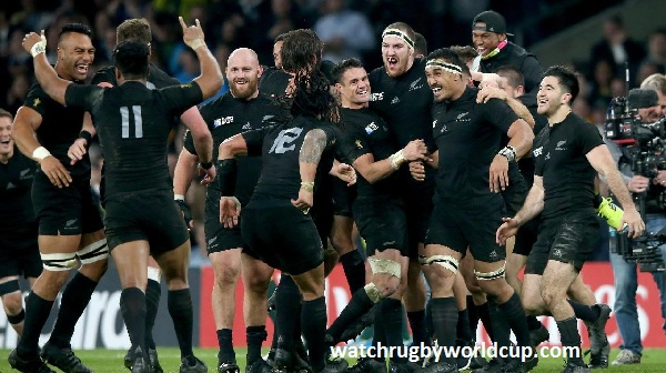 2015 Rugby World Cup New Zealand Highlights