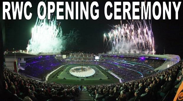 2015 Rugby World Cup Opening Ceremony On Stream Live