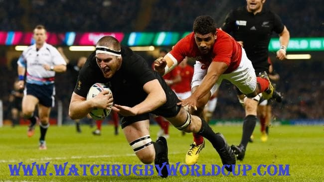 2015 All Blacks vs France Live Quarter final Stream