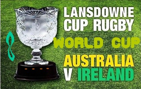 LANSDOWNE CUP IRELAND VERGING UPON RUGBY WORLD CUP 2019