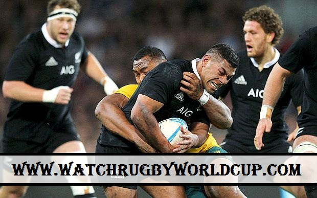 New Zealand vs South Africa Rugby WC semifinal 2015 Live