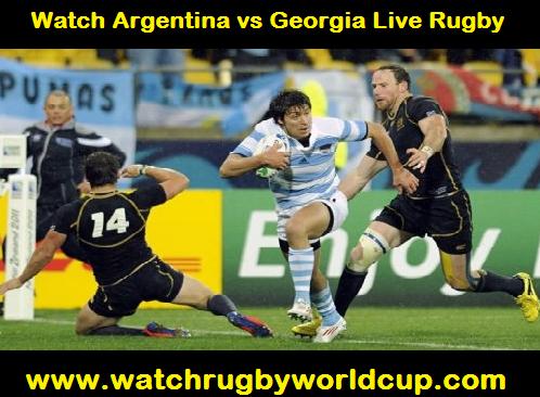 Argentina vs Georgia