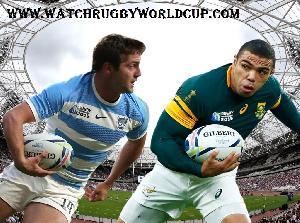 Watch Argentina vs S Africa Live